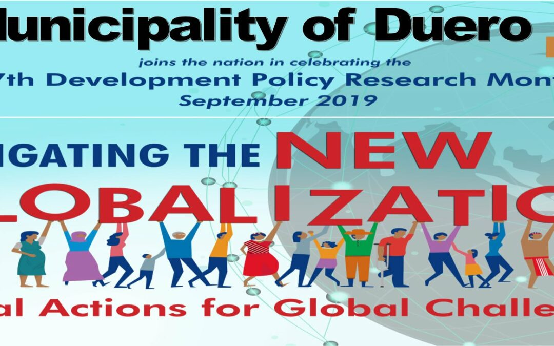 17TH DEVELOPMENT POLICY RESEARCH MONTH